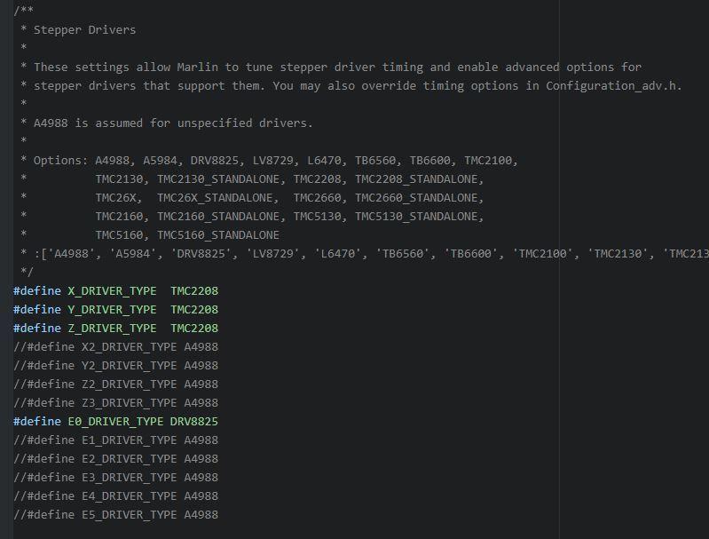 Ender 3 Bigtreetech SKR1 3 32-Bit +TMC2208 UART Anleitung - Marlin