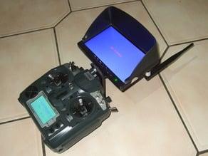 Tx FPV Monitor Bracket