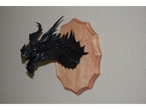 Alduin - Head