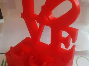 LOVE SCULPTURE,PHONE STAND,PEN BOX,AMPLIFIER