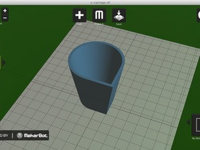 Use MakerWare with Thing-o-Matic