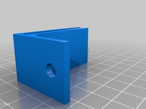 3mm EasyShelves wall mount