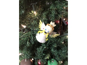 Mercy Ornament With hook