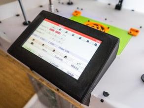 7inch PanelDue screen case for BigBox