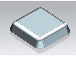Guscio proteggi tasto (Copritasto), proteggi tasto per tastiera Apple Alluminium - shell protect key (Key cover), key protect for Apple Alluminium keyboard