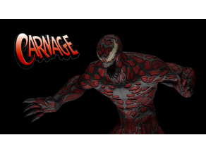 Carnage Scale Model