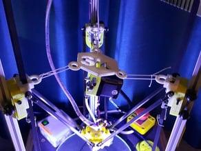 Kossel Mini Flying extruder inc new E3D Titan Version