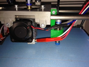 Proximity Sensor Holder for X Carriage Prusa i2