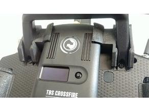 Spektrum DX9 TBS Crossfire Bracket