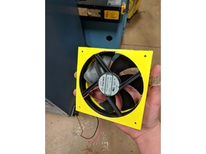 120mm Fan Holder