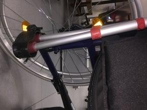 Portamuletas para silla de ruedas