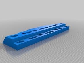 CNC Hangboard Beastmaker 2000