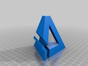 Logo - Pyramide DAGOMA