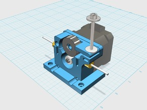 FrankenForge! Bowden Extruder for 1.75mm Filliment
