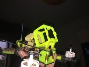 Iflight XL5 Gopro 25 degrees Session mount