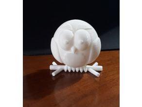 Gowlf il gufo / the owl