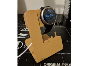 Fossil Sport Smartwatch Charger - Washington DC