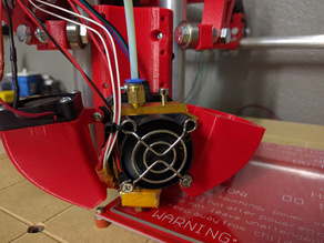 MPCNC MK Mount Strap For Two Fans