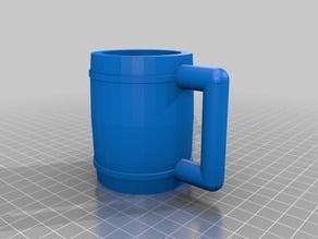 Barrel Mug (MK I)