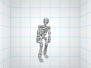 Tinkerplay skeleton