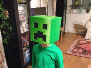 Creeper head