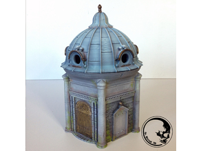 Dice Mausoleum