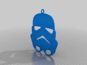 Storm Trooper Pendant