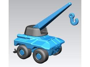 MPV TOY: tank, afv, firetruck, crane, police car...