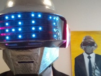 daft punk helmet instructables