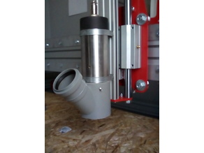 65 mm spindle diy dust collector