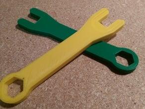 ER11 Collet Wrench