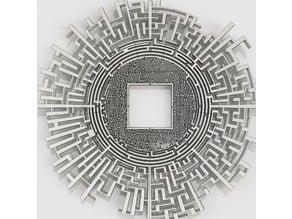 The Maze Runner 3D-maze