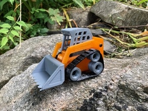 Mini Track Loader Non-RC Remix