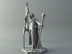 Mage 2 - D&D miniature