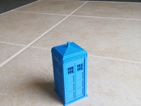 Highly Refined & Detailed Tardis