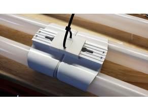 LED Shop light clips
