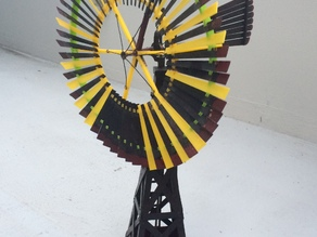 Windmill, 1884 #Catch the Wind