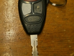 Keyless Entry Button Jeep