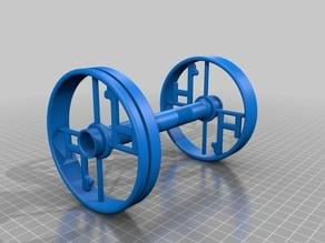 Electric Spinning Wheel Bobbin