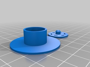 My Customized Parametric Circular Air Trimmer