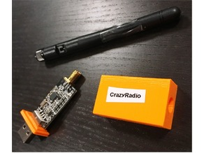 CrazyRadio - USB Dongle - Case