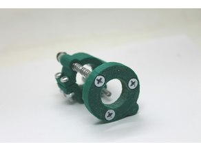 Drill stop for flexible shaft