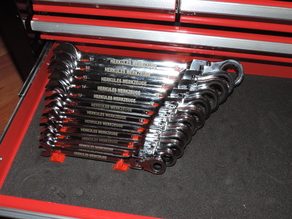 Spanner tray