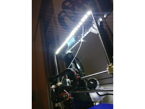 Light for Prusa /Anet A8 printers