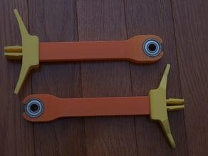 Robo3d Spool holder 2in1 plus spool holding caps V3