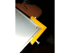 Glass Bed Bracket for Anet A8