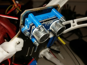 F450 Ardupilot Sonic range finder CJMCU-89