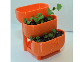 3D Maker Quest - Seed Planter