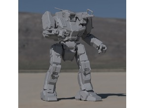 SHD-2D Shadowhawk for Battletech