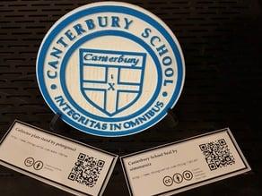 Canterbury School Seal